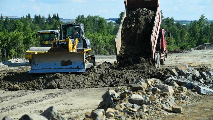 К Универсиаде в Новокольцовском построят выезд к Россельбану и очистные сооружения