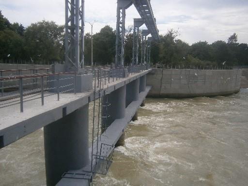 Как повлиял трехдневный ливень на уровень Краснодарского водохранилища? Узнали подробности