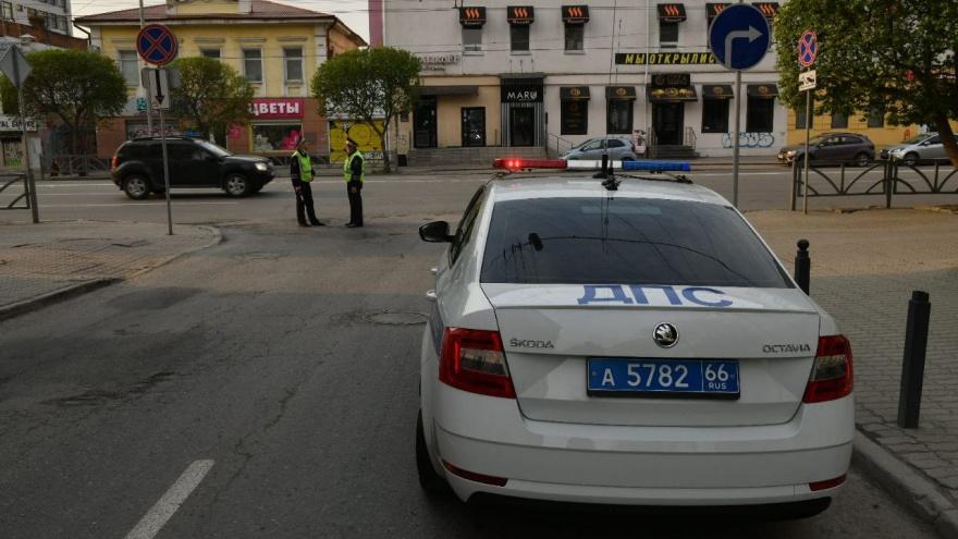 Праздничный онлайн: центр Екатеринбурга перекрыли ради проведения парада Победы