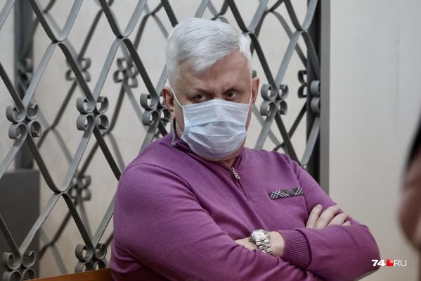 Андрей Косилов так выслушал позицию прокурора