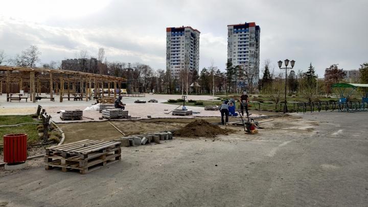 «Я уже слишком много пообещал»: честный разговор с директором ЦПКиО Волгограда. Что будет с парком?
