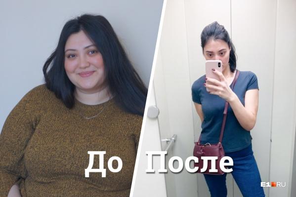 Вот так выглядит одна из пациенток, которой уже сделали операцию в больнице Екатеринбурга в 2017 году