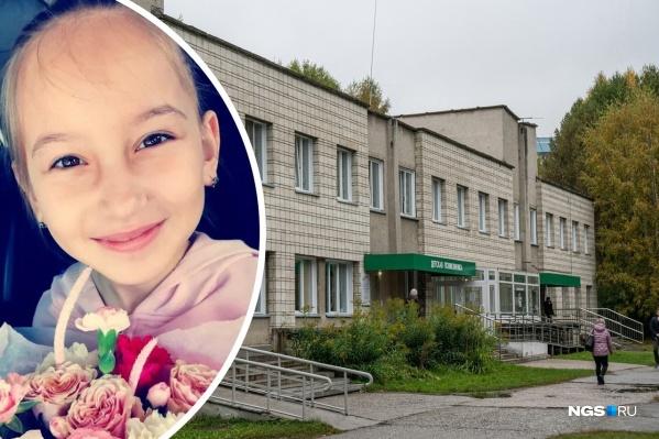 Опухоль у Эвелины обнаружили летом 2021 года, в октябре ее хотели прооперировать в Москве