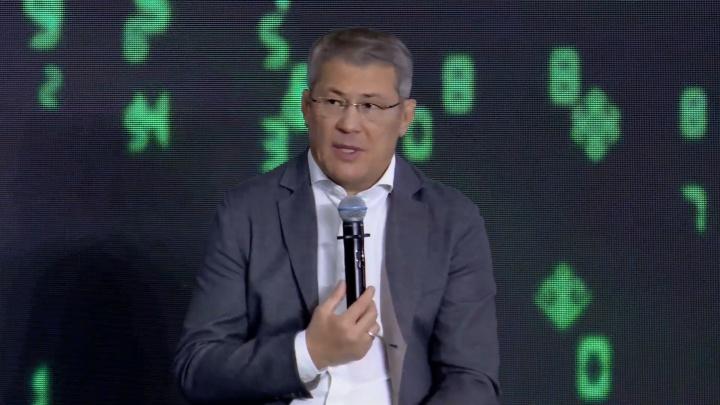 Радий Хабиров признался, что принимал участие в разработке закона об иноагентах