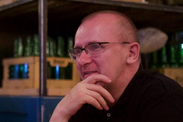 Андрей Агафонов — советник вице-губернатора края Сергея Пономаренко