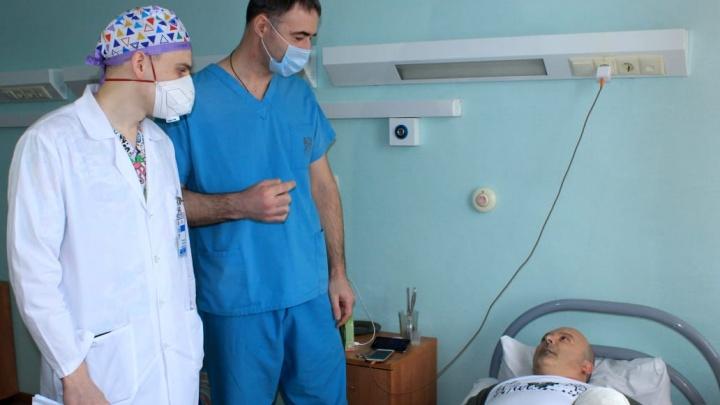 Омские хирурги прооперировали итальянца. Заграничные коллеги передали им: «Вravo!»