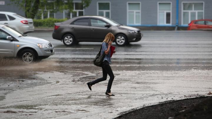 Синоптики рассказали, когда в Башкирию придут дожди