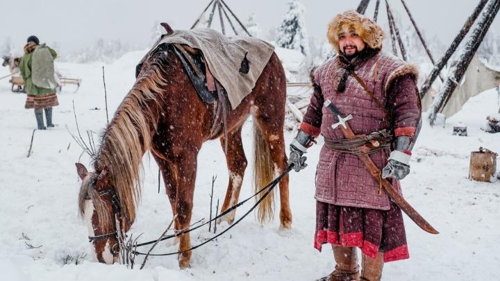 Фильм «Сердце Пармы» по книге пермского писателя Алексея Иванова выйдет весной следующего года
