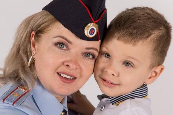 Мать мальчика — майор полиции