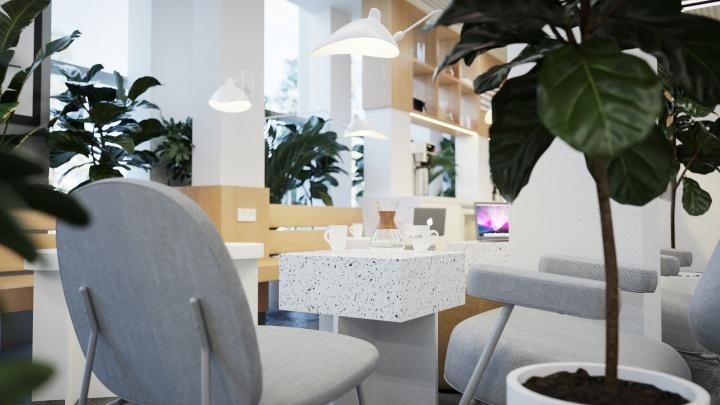 Сбербанк решил торговать кофе: в Новосибирске откроются два отделения с эспрессо-барами