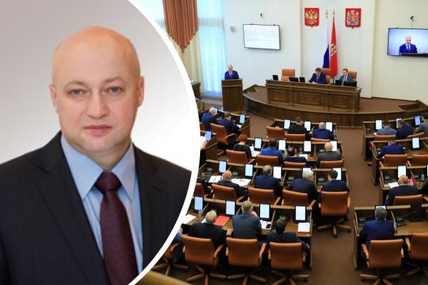 Сергей Батурин занимал должность всего год