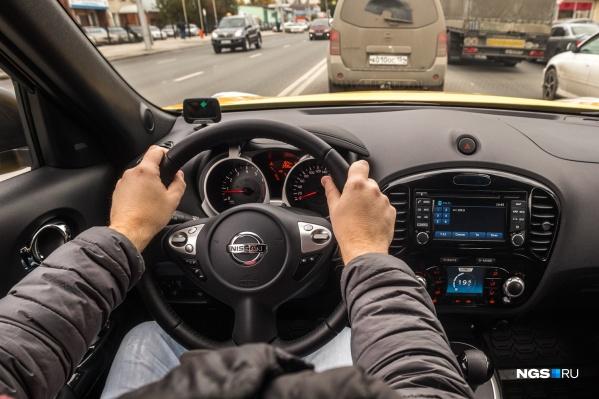 Почти половину всех новых легковых автомобилей приобретают в кредит