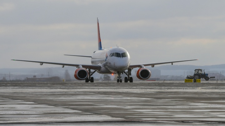 В Домодедово задержали сообщившего о бомбе пассажира рейса Москва — Екатеринбург