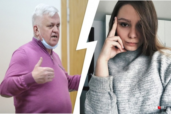 Из-за ДТП, которое спровоцировал Косилов, студентка Анастасия стала инвалидом первой группы