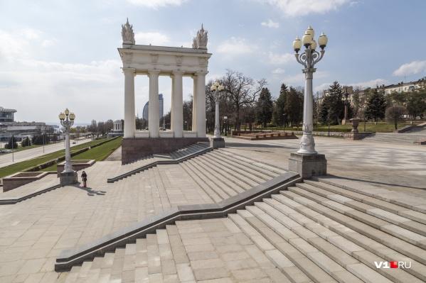 Вячеслав Черепахин считает, что гармоничного образа будущего Волгограда до сих по нет