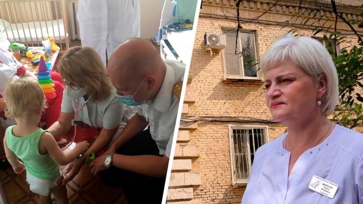 «Возбуждено уголовное дело»: что будет с малышом, запертым в палате волгоградской больницы?
