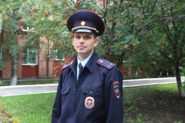 Полицейский Александр Шардин помог пермяку, который отчаялся из-за жизненных трудностей