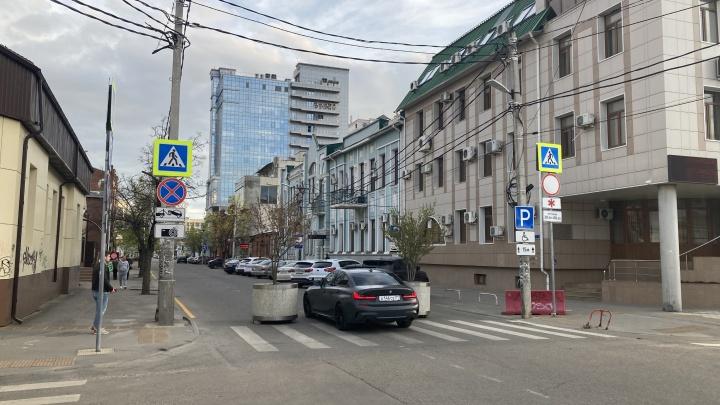 «В субботу треш творился». Таксист из Краснодара — об итогах эксперимента по перекрытию улиц в центре