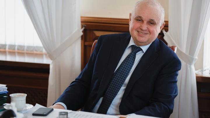 Губернатор поздравил жителей с 300-летием Кузбасса. Публикуем текст его речи