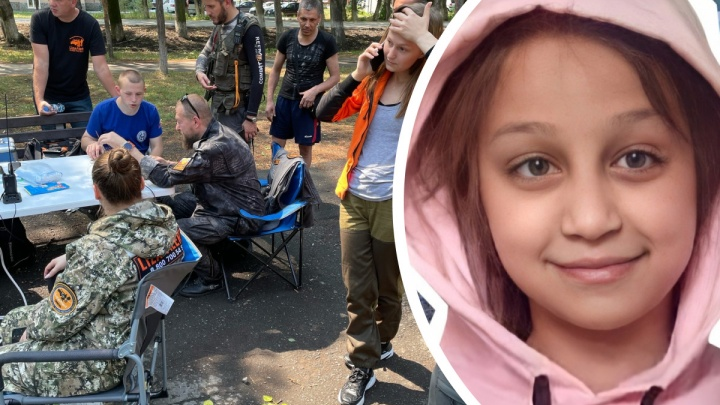Добровольцы прибыли из Москвы, ясновидящая и сорванные листовки. В Тюмени ищут Настю Муравьёву
