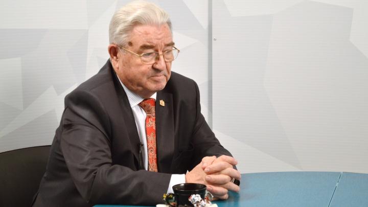 В Перми простятся с экс-губернатором Прикамья Геннадием Игумновым