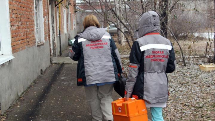 Омская станция скорой помощи изменит цвет формы для медиков