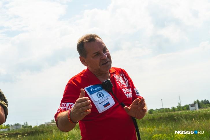 По словам организатора ралли Сергея Таланцева, Омск старается, чтобы «Шёлковый путь» прошел на высоком уровне