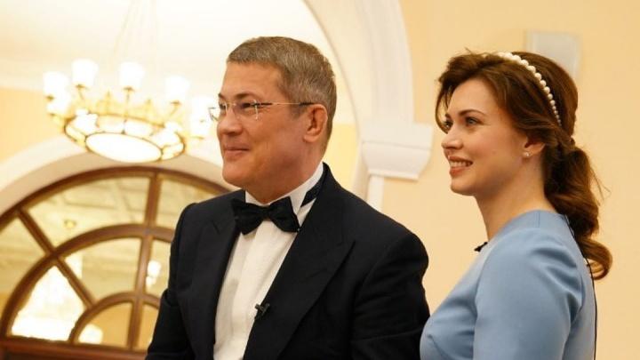 «Я точно не хочу, чтобы он был большим начальником»: Хабиров — о рождении сына