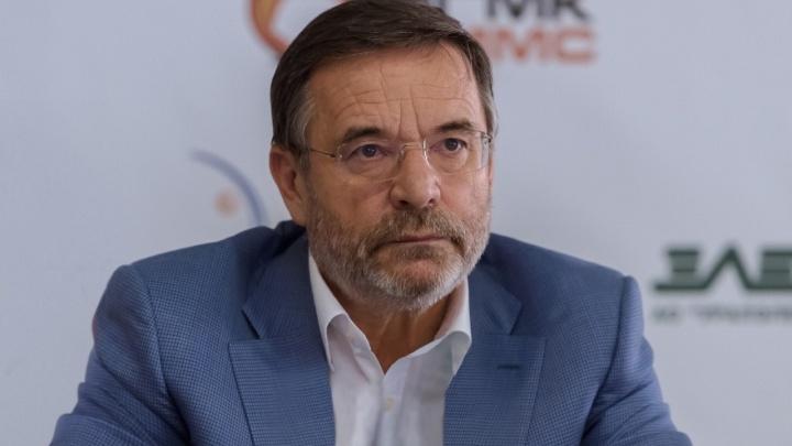 Андрей Козицын выразил соболезнования родным топ-менеджера УГМК Владимира Белоглазова