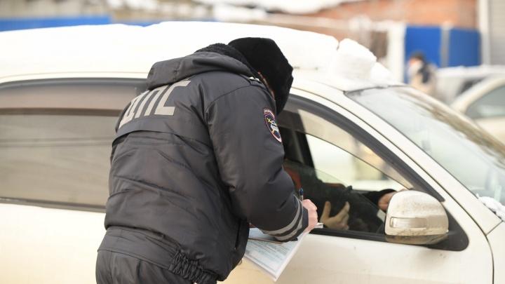 Капитан полиции Екатеринбурга нашел угнанную Toyota Camry и ездил на ней несколько месяцев