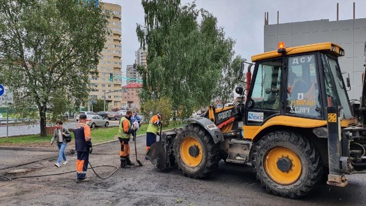 Приемку проспекта Машиностроителей в Ярославле перенесли в третий раз: в чем причина