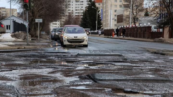 Мэр Уфы Сергей Греков объяснил, почему долго идет ремонт на улицах Комсомольской и 8Марта