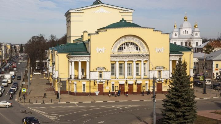 В Ярославле переделают Волковский театр