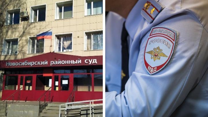 Замначальника отдела полиции пойдет под суд из-за взятки — за покровительство он взял деньги и новогоднюю елку