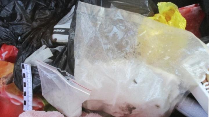 В Тольятти с поличным поймали мужчину, который вез килограмм наркотиков