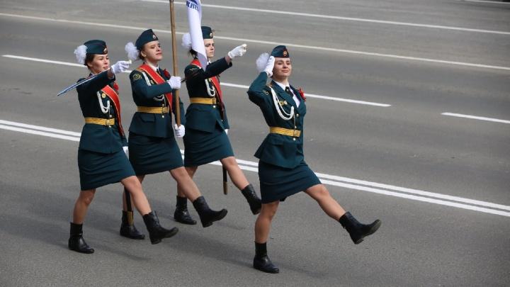 Как Кемерово отмечал День Победы: онлайн-репортаж