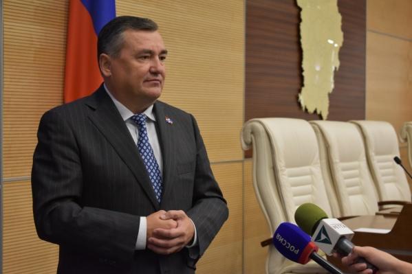 Спикер краевого парламента Валерий Сухих: детские выплаты станут больше в 1,5–2 раза