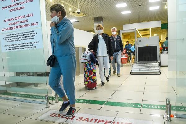 До сдачи теста вернувшиеся в страну россияне обязаны соблюдать самоизоляцию