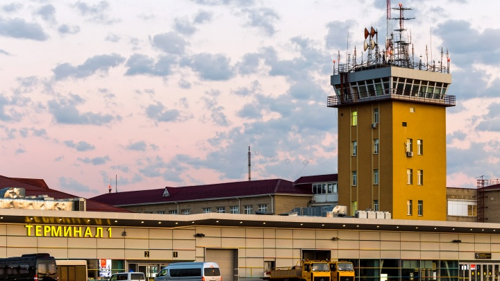В аэропорту Краснодара аварийно сел самолет