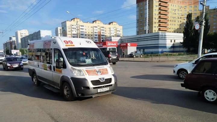 Из-за ремонта на 20 лет РККА три маршрутки будут ездить по-другому