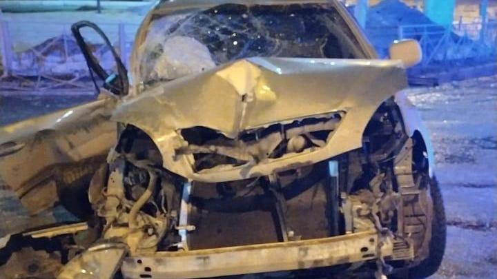 В ГИБДД рассказали о травмах пассажиров в ДТП с «Лексусом»