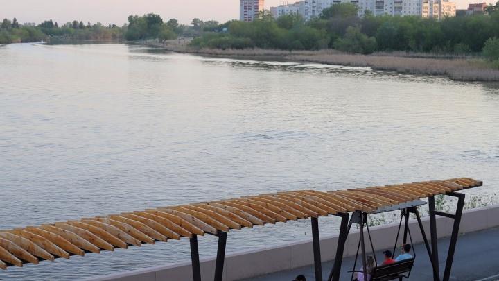 Синоптики сообщили, что пик весеннего паводка в Кургане пройден