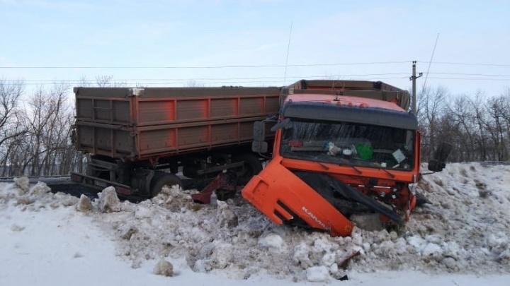 Следователи озвучили предварительную причину смертельной аварии с КАМАЗом в Безенчукском районе