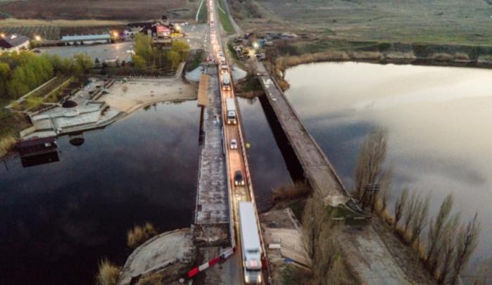 Абсолютный рекорд: под Волгоградом у Пичуги собралась 17-километровая пробка