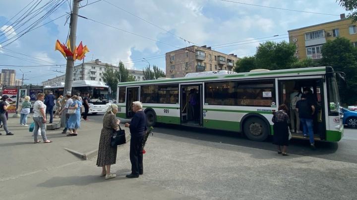 «Водители вредят сами себе». Почему ростовские автобусы простаивают на остановках
