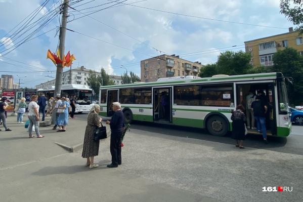 Самые проблемные остановки города — «Площадь Советов», «Горизонт» и «Сельмаш»