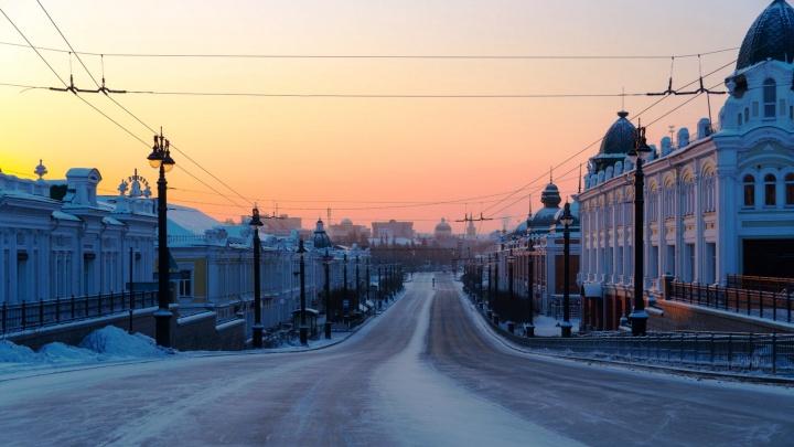 Синоптики пообещали потепление в Омской области к концу недели