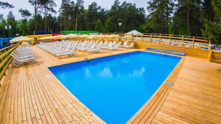 В Красноярске заказали проект открытого бассейна на острове Татышев