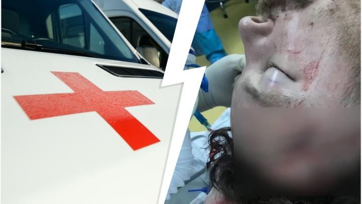 День лечения обходится в 235 тысяч рублей: екатеринбуржец попал в больницу Китая, выпав с балкона