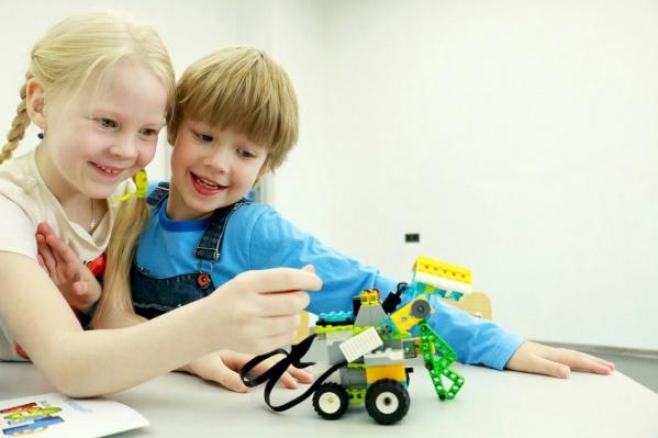 Ребенок, получивнавыки в научно-технической сфере, будет комфортно себя чувствовать в новом мире